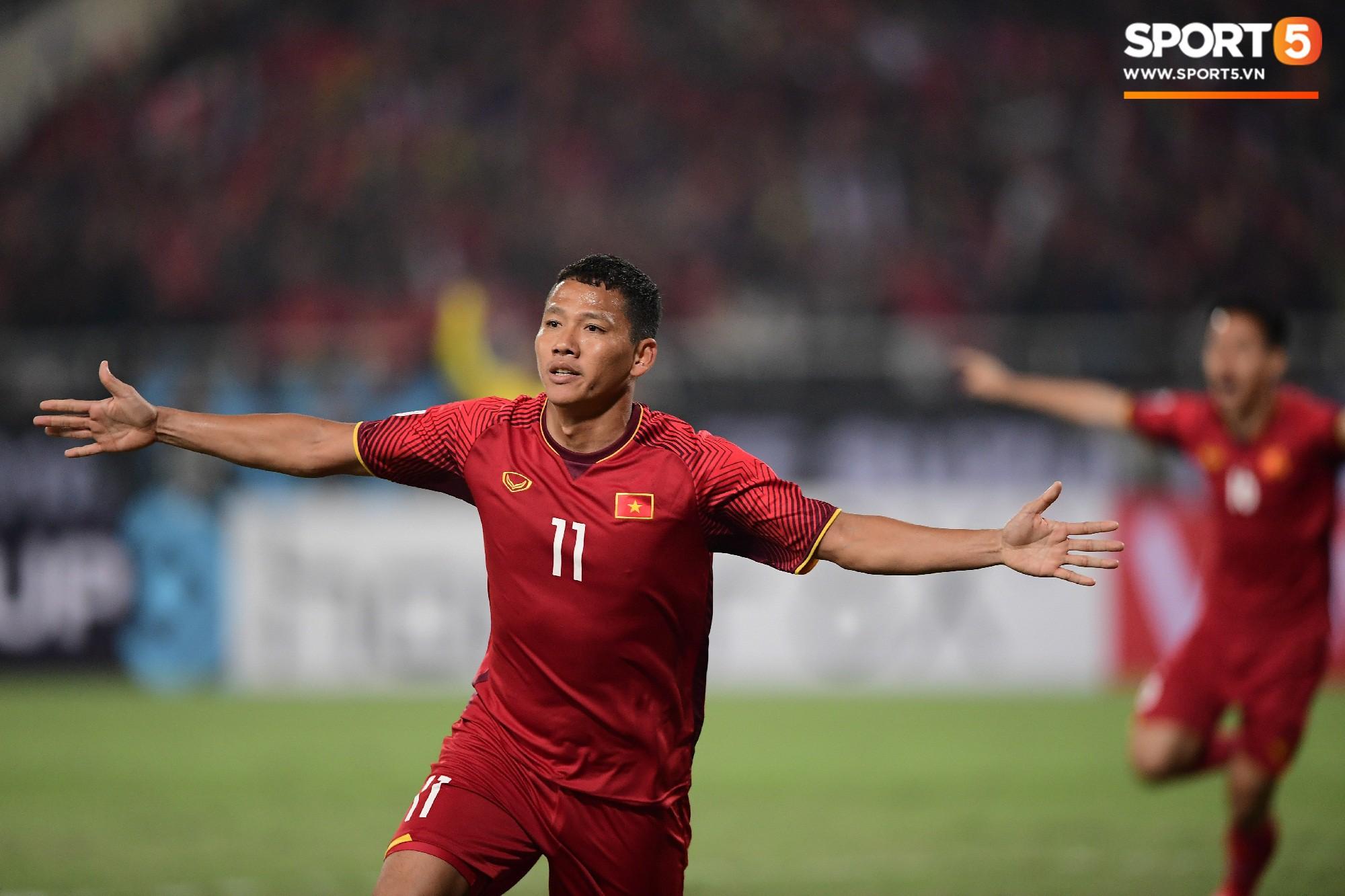 Hành trình kỳ diệu của bóng đá Việt Nam trong năm 2018 qua ảnh-19