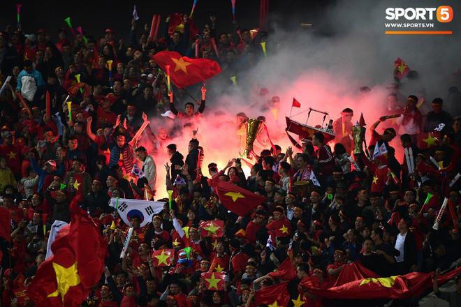 Hành trình kỳ diệu của bóng đá Việt Nam trong năm 2018 qua ảnh-26