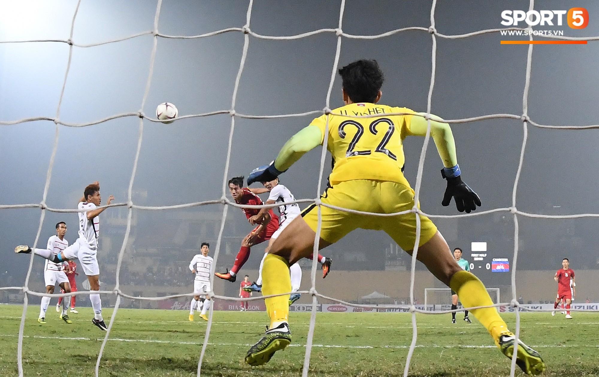 Hành trình kỳ diệu của bóng đá Việt Nam trong năm 2018 qua ảnh-12
