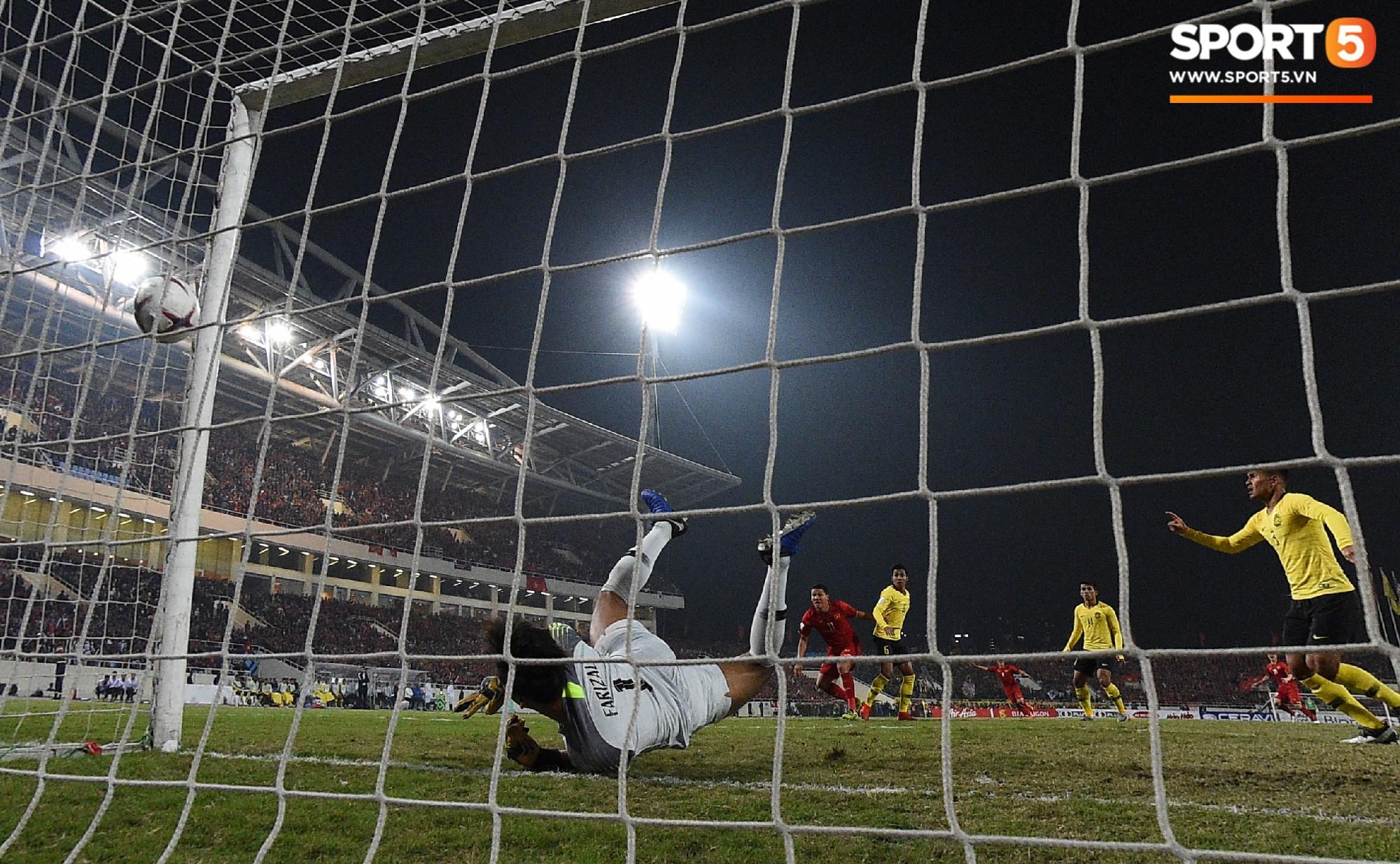Hành trình kỳ diệu của bóng đá Việt Nam trong năm 2018 qua ảnh-20
