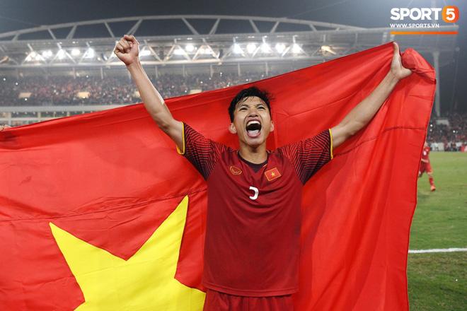 Hành trình kỳ diệu của bóng đá Việt Nam trong năm 2018 qua ảnh-25