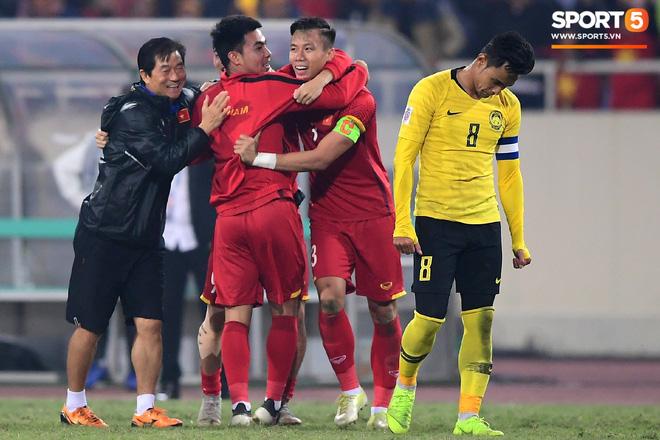 Hành trình kỳ diệu của bóng đá Việt Nam trong năm 2018 qua ảnh-24