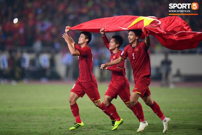 Hành trình kỳ diệu của bóng đá Việt Nam trong năm 2018 qua ảnh-23