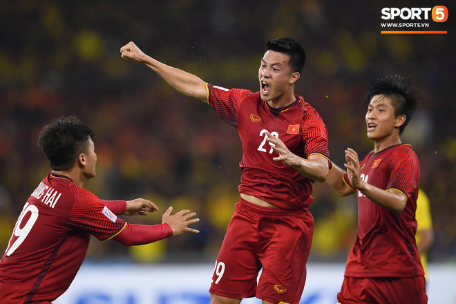 Hành trình kỳ diệu của bóng đá Việt Nam trong năm 2018 qua ảnh-18