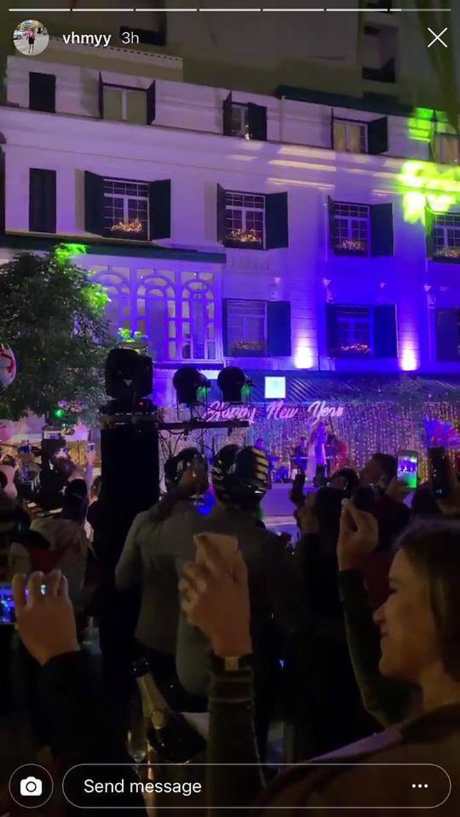 Tiệc chào năm mới của Rich Việt: Dẫn đầu về độ sang chảnh vẫn là hội em chồng Hà Tăng!-12