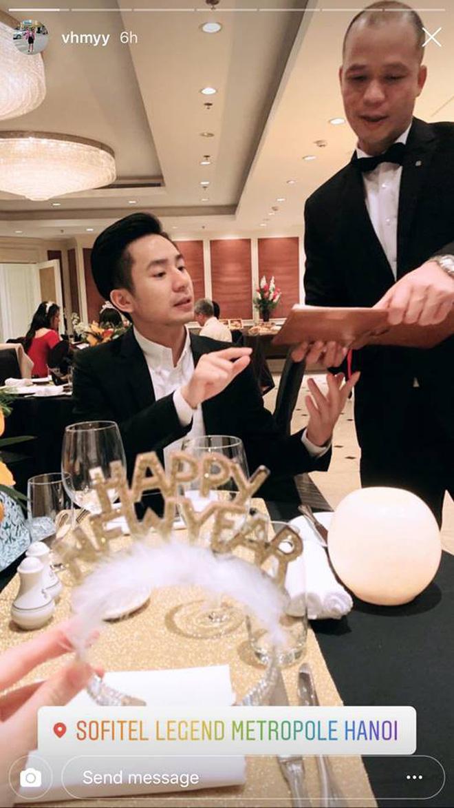 Tiệc chào năm mới của Rich Việt: Dẫn đầu về độ sang chảnh vẫn là hội em chồng Hà Tăng!-11