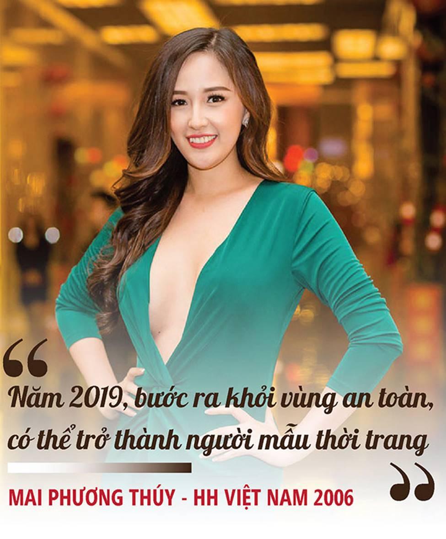 Chào 2019: Mai Phương Thúy lấy chồng, Phương Khánh - HHen Niê thì chưa-1