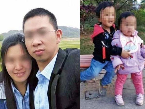Chồng giả chết lừa tiền bảo hiểm, vợ cùng hai con nhảy hồ tự vẫn-2