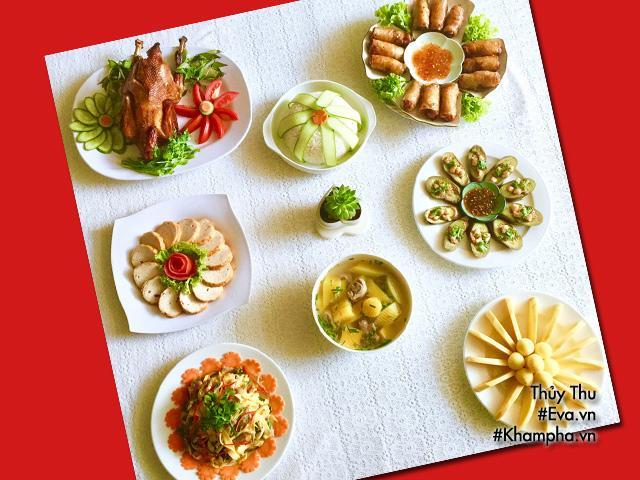 Gợi ý chị em bữa cơm tuyệt ngon ngày Tết Dương lịch đỡ phải nghĩ hôm nay nấu gì-1