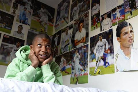Sao trẻ hay nhất World Cup 2018 hết thần tượng Ronaldo, quay sang thần tượng chính mình?-1