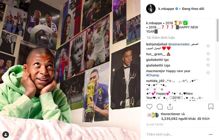 Sao trẻ hay nhất World Cup 2018 hết thần tượng Ronaldo, quay sang thần tượng chính mình?-2