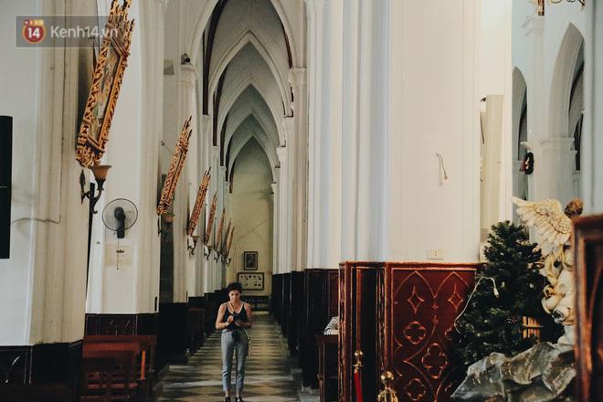 Câu chuyện về vết sẹo dài trên cơ thể người kéo chuông cuối cùng ở Nhà thờ lớn Hà Nội-5