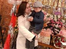 Ly Kute đăng ảnh xinh tươi rạng rỡ trong sinh nhật mình nhưng bé Khoai Tây mới chiếm spotlight chú ý