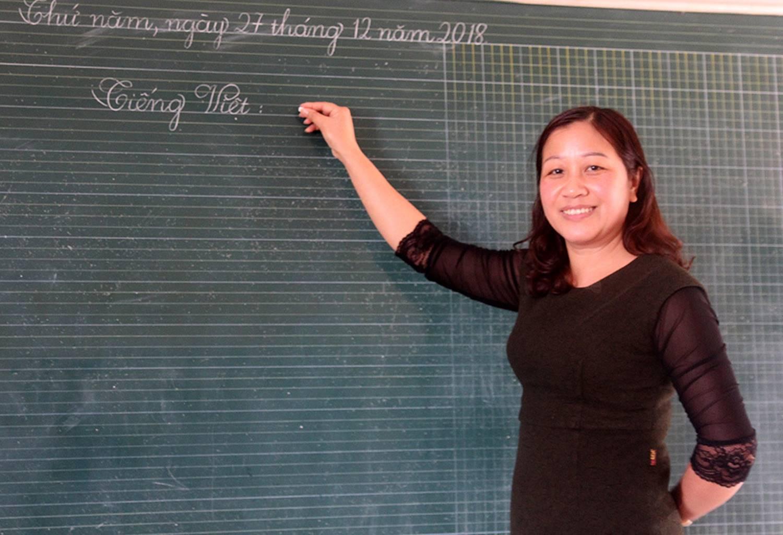 Cô giáo thu hút triệu lượt xem: Tôi xấu hổ khi từng dọa nạt học trò-3