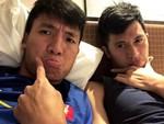 Hình ảnh đội tuyển Việt Nam tập buổi đầu tiên của năm 2019-9