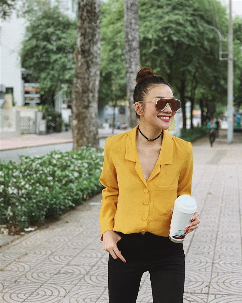 Tăng Thanh Hà, Hà Hồ, Kỳ Duyên cùng loạt mỹ nhân Việt khoe street style siêu chất dịp đầu năm 2019-8