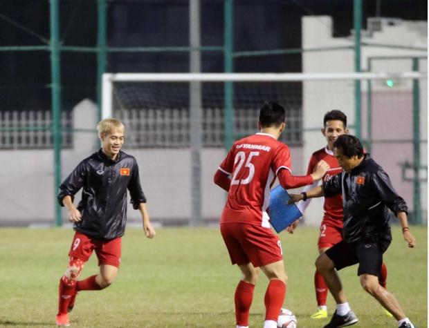 Asian Cup 2019: ĐT Việt Nam đón tin vui từ Văn Toàn-1
