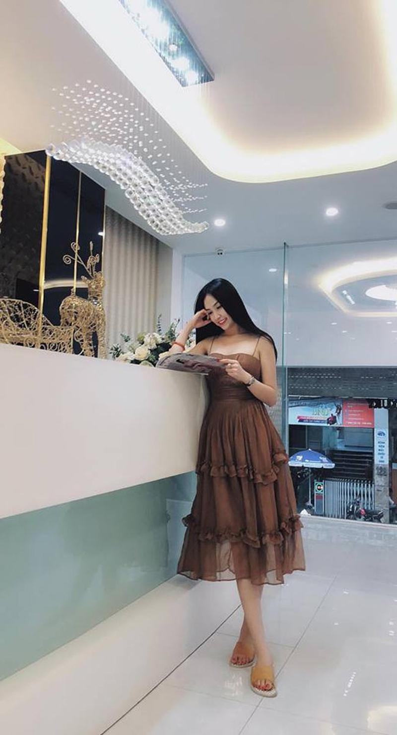 Qua 2 lần sinh nở nhưng phải thừa nhận vợ Tuấn Hưng là vợ ca sĩ Việt quyến rũ nhất-11