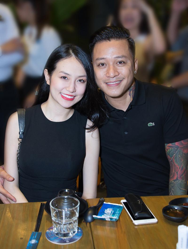 Qua 2 lần sinh nở nhưng phải thừa nhận vợ Tuấn Hưng là vợ ca sĩ Việt quyến rũ nhất-2