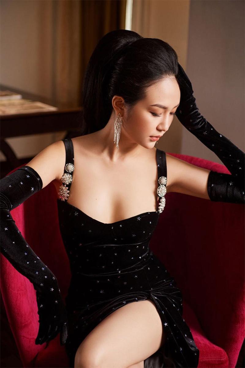 Qua 2 lần sinh nở nhưng phải thừa nhận vợ Tuấn Hưng là vợ ca sĩ Việt quyến rũ nhất-5