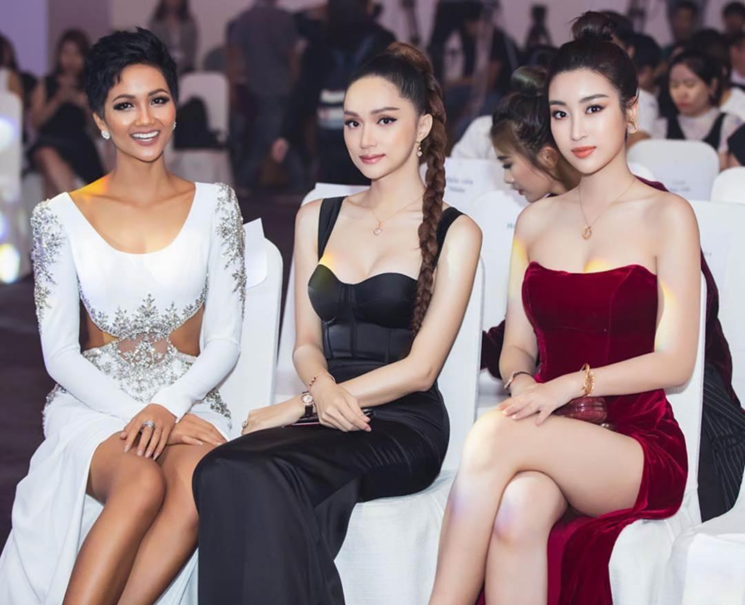 Hoa hậu Đỗ Mỹ Linh gợi cảm hơn sau khi kết thúc nhiệm kỳ-1