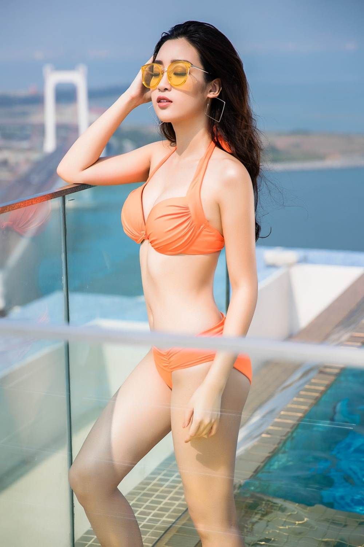 Hoa hậu Đỗ Mỹ Linh gợi cảm hơn sau khi kết thúc nhiệm kỳ-6