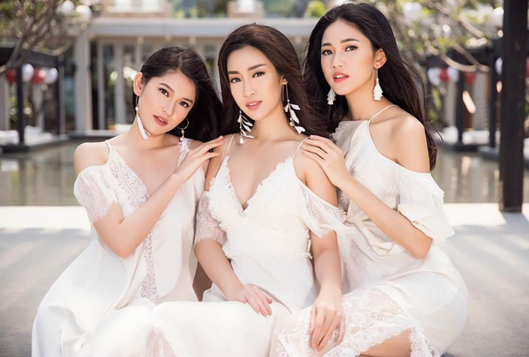 Hoa hậu Đỗ Mỹ Linh gợi cảm hơn sau khi kết thúc nhiệm kỳ-9