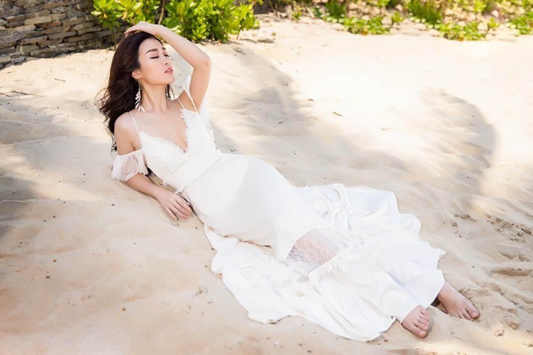 Hoa hậu Đỗ Mỹ Linh gợi cảm hơn sau khi kết thúc nhiệm kỳ-11