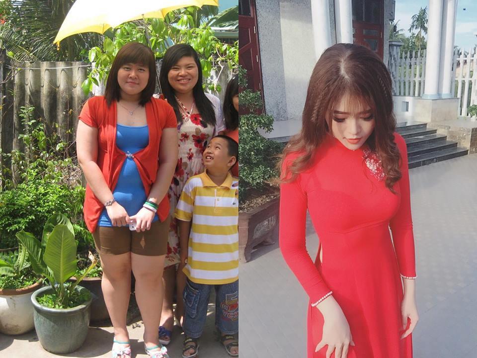 Tỏ tình bị từ chối vì nặng đến một tạ, thiếu nữ debut một cú cực mạnh nhờ giảm 42kg-1