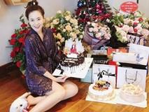 MC Mai Ngọc đón sinh nhật tuổi 28 đầy ý nghĩa, ngập trong quà và hoa, cũng là ngày chia tay bản tin thời tiết