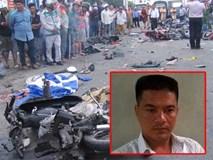 NÓNG:Tài xế xe container gây tai nạn thảm khốc ở Long An ra trình diện