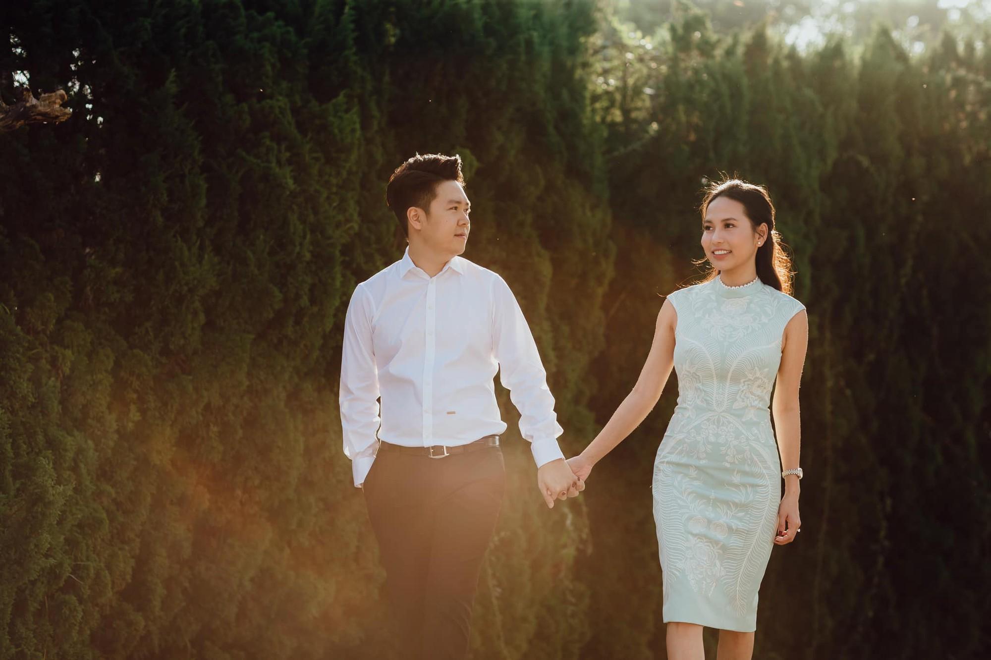 Vài ngày trước hôn lễ, thiệp cưới của Lê Hiếu và bạn gái chính thức được hé lộ-3