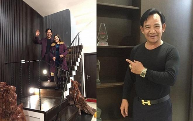 Khối tài sản nhà và xe hoành tráng, đắt đỏ của vợ chồng NSƯT Quang Tèo-5