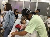 Nhiều nạn nhân vụ tai nạn ở Long An cấp cứu tại Bệnh viện Chợ Rẫy