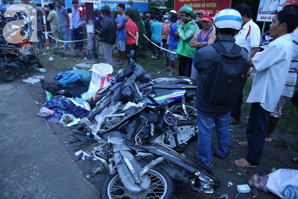 Tài xế container đi ăn tân gia, nghi có sử dụng rượu bia trước khi gây tai nạn khiến hơn 20 người thương vong-1