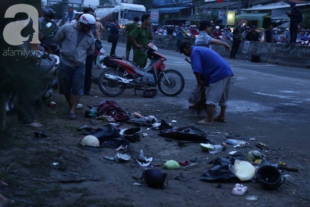 Tài xế container đi ăn tân gia, nghi có sử dụng rượu bia trước khi gây tai nạn khiến hơn 20 người thương vong-7