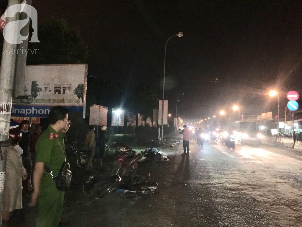 Tài xế container đi ăn tân gia, nghi có sử dụng rượu bia trước khi gây tai nạn khiến hơn 20 người thương vong-8