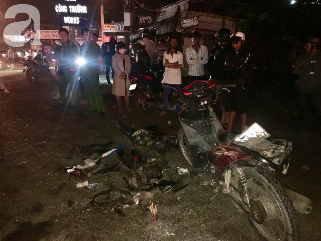 Tài xế container đi ăn tân gia, nghi có sử dụng rượu bia trước khi gây tai nạn khiến hơn 20 người thương vong-9