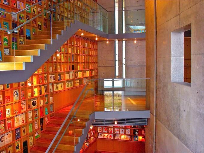 Tin được không, toà thư viện độc đáo lọt top 25 xịn nhất thế giới này thực chất là thư viện cho trường mầm non-6