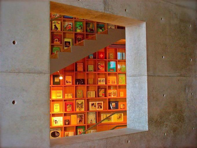 Tin được không, toà thư viện độc đáo lọt top 25 xịn nhất thế giới này thực chất là thư viện cho trường mầm non-5