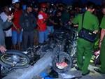 TNGT kinh hoàng ở Long An: Xé lòng phút đón thi thể nạn nhân-3