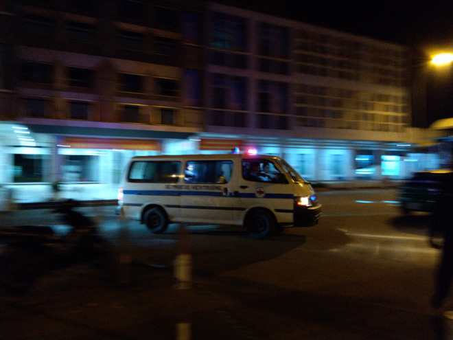 TNGT kinh hoàng ở Long An: Xé lòng phút đón thi thể nạn nhân-2