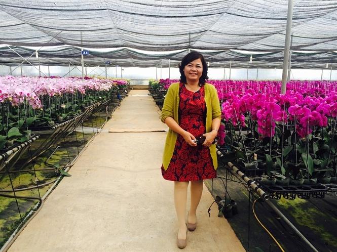 Bà thương lái Việt dám sang Trung Quốc mua cả 1 nông trường cam-1