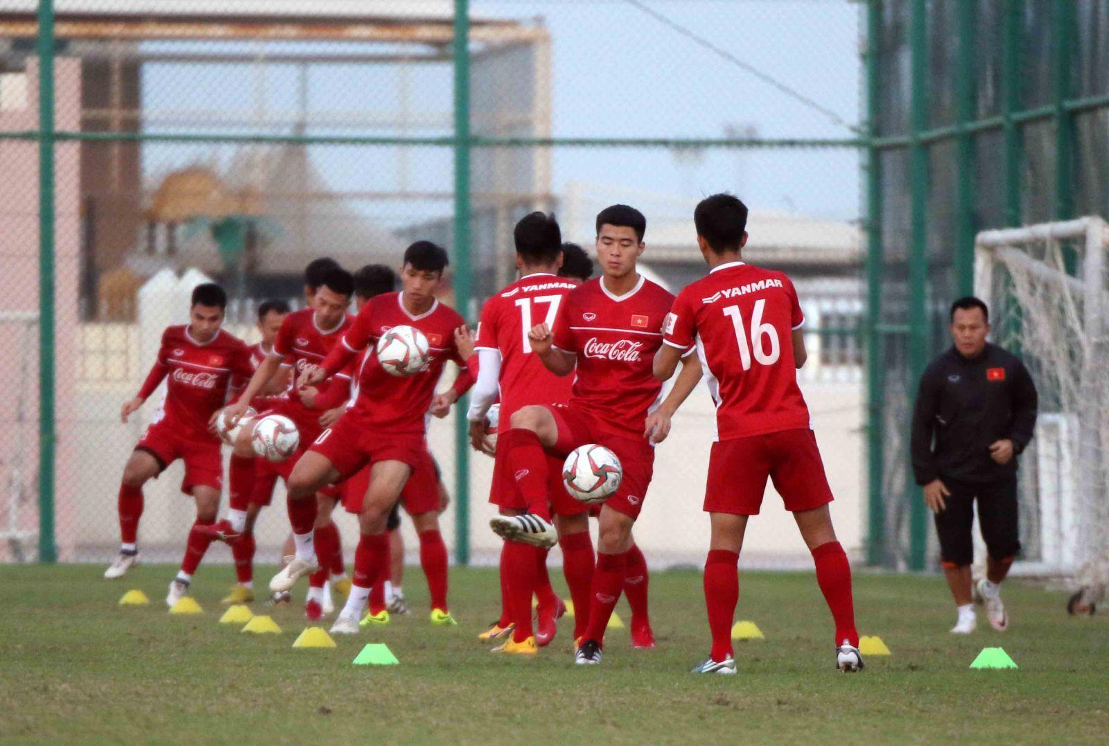 Thầy Park thở phào trước ngày sang UAE dự Asian Cup-2