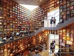 Xuất hiện thư viện siêu sang chảnh ngay tại Việt Nam với thiết kế lung linh như trung tâm thương mại-4