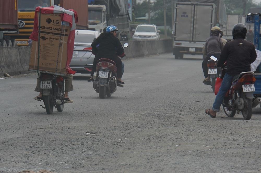 Xe container tông 4 người chết ở Long An: Thần chết đã nhiều lần gõ cửa-1