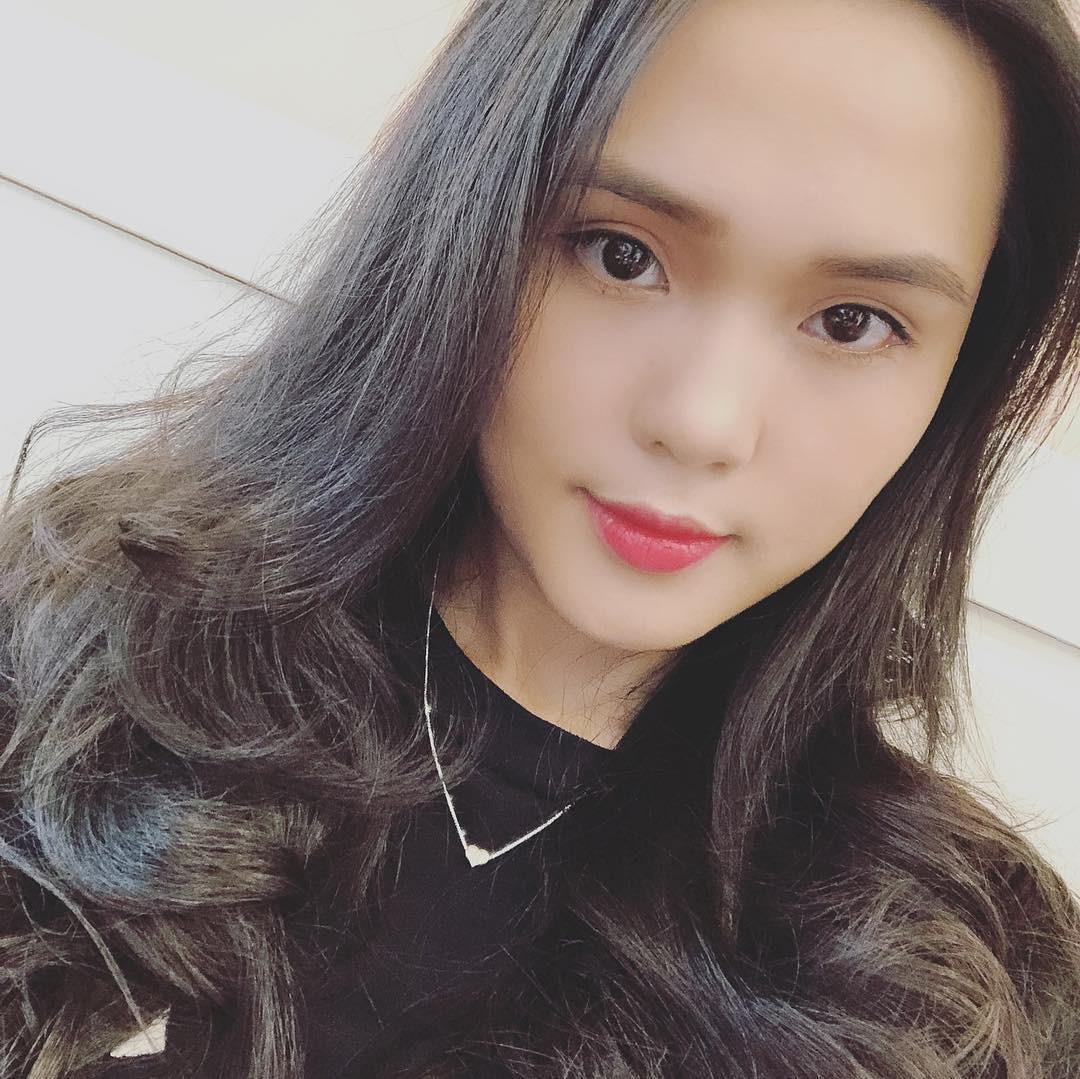 Tiếp bước bạn gái Quang Hải, người yêu Duy Mạnh cũng đang trở thành hot girl quảng cáo?-4