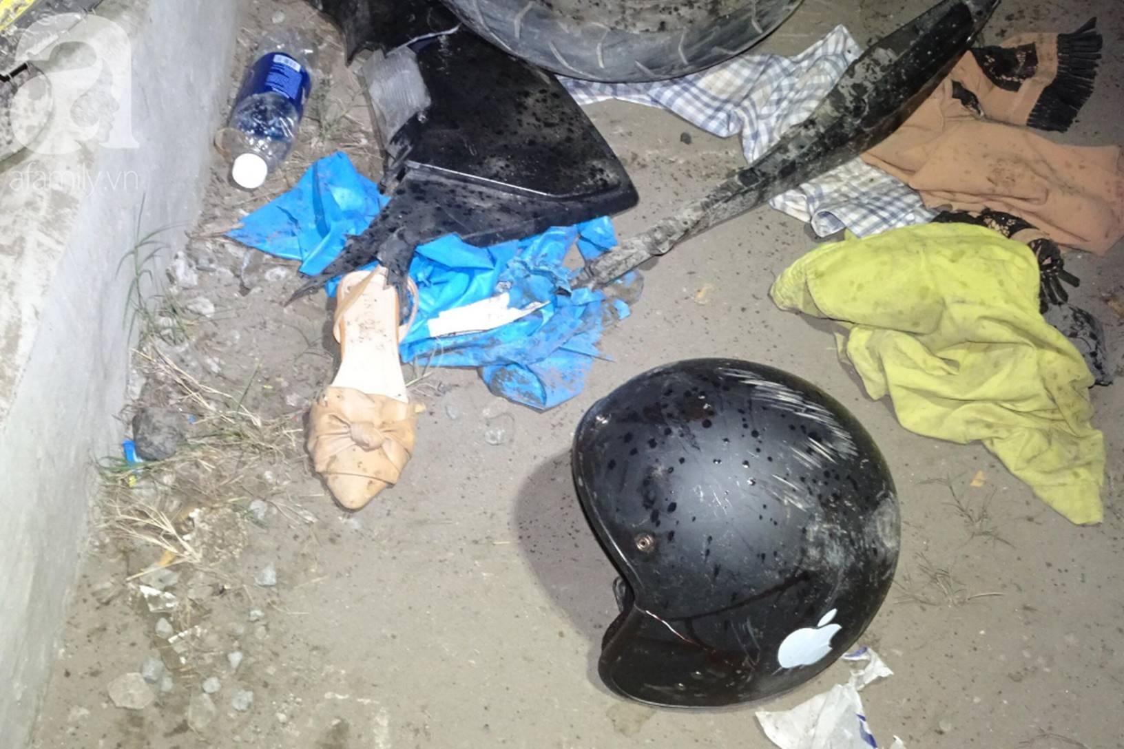 Đám tang đẫm nước mắt của những nạn nhân vụ tai nạn: Dưới bánh xe container định mệnh, họ chẳng bao giờ tỉnh dậy nữa-4