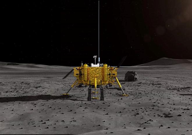 Sau 50 năm, loài người đua nhau quay lại Mặt trăng-1