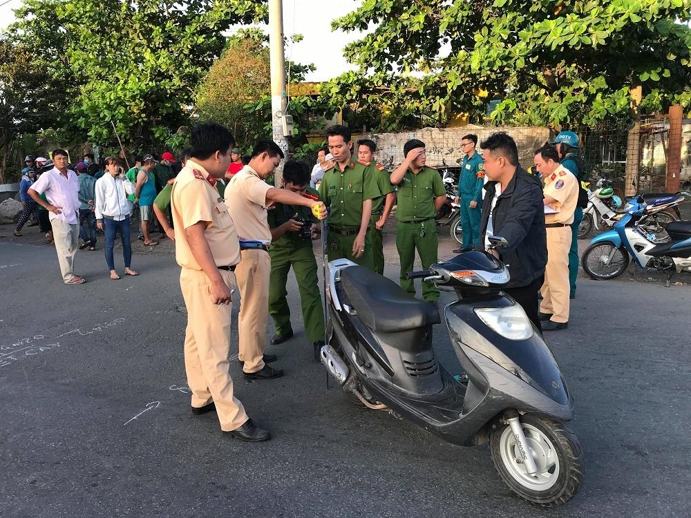 Đi khám thai, người phụ nữ bị xe tải cán chết ở vòng xoay Sài Gòn-2